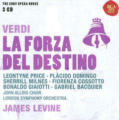 James Levine - Verdi: La Forza del Destino