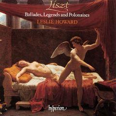 Leslie Howard - Liszt: Ballades, Legends & Polonaises