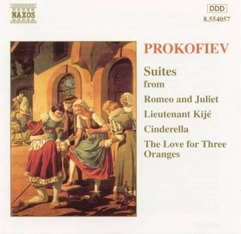 Prokofiev, S. - Prokofiev: Orchestral Suites