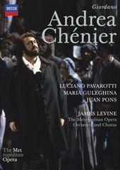 James Levine - Giordano: Andrea Chénier