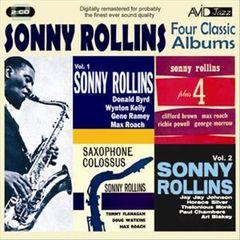 Sonny Rollins - Four Classic Albums