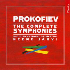 Neeme Järvi - Prokofiev: The Complete Symphonies