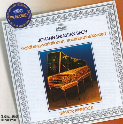 Bach, J.S. - Bach: Goldberg-Variationen; Italienisches Konzert [Germany]