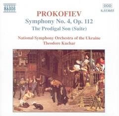 Prokofiev, S. - Prokofiev: Prodigal Son; Symphony No. 4