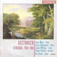 Beethoven, L. Van - Beethoven: Serenade; Trio; Duo
