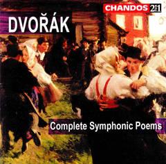 Neeme Järvi - Dvorak: Symphonic Poems