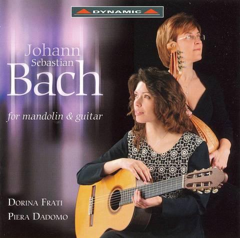 Bach, J.S. - Bach for Mandolin & Guitar