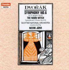 Neeme Järvi - Dvorák: Symphony No. 6; The Noon Witch