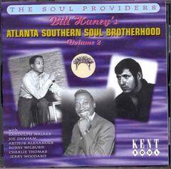 VARIOUS ARTISTS - Bill Haney's Atlanta Southern Soul Brotherhood, Vol. 2