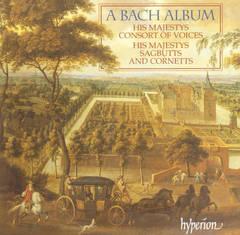 Bach, J.S. - A Bach Album