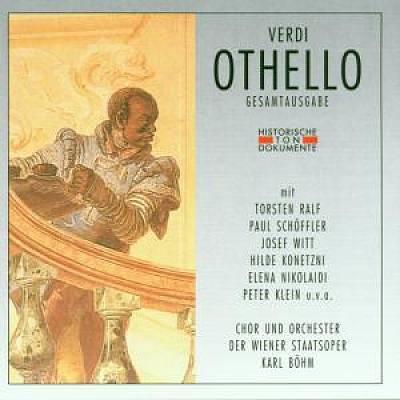 Karl Böhm - Verdi: Othello (Gesamtausgabe)