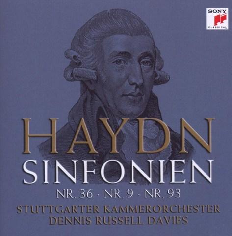 Haydn, J. - Haydn: Sinfonien Nr. 36, Nr. 9, Nr. 93