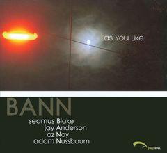 BANN - As You Like