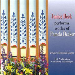 Janice Beck - Janice Beck plays Pamela Decker