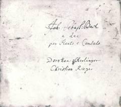 Bach, J.S. - Bach: a due per Flauto e Cambalo