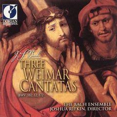 Bach, J.S. - Bach: Weimar Cantatas