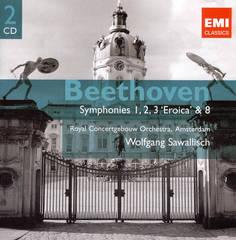 "Beethoven, L. Van - Beethoven: Symphonies 1, 2, 3 ""Eroica"" & 8"
