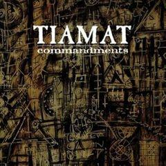 Tiamat - Commandments: An Anthology