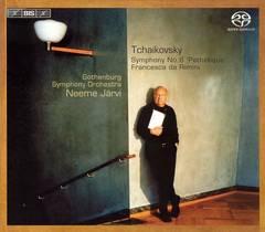 "Neeme Järvi - Tchaikovsky: Symphony No. 6 ""Pathétique""; Francesca da Rimini"
