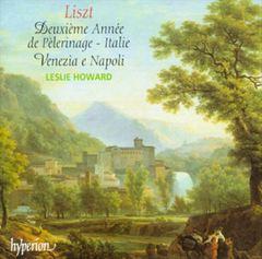 Leslie Howard - Liszt: Deuxième Année de Pèlerinage - Italie/Venezia e Napoli/Au bord d'une source