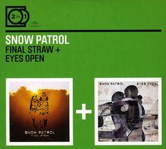 Snow Patrol - Final Straw/Eyes Open