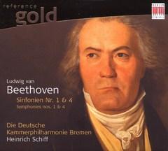 Beethoven, L. Van - Beethoven: Sinfonies Nr. 1 & 4