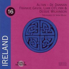 VARIOUS ARTISTS - Treasures of Irish Music