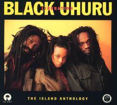 Black Uhuru - Liberation: The Island Anthology