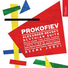 Neeme Järvi - Prokofiev: Alexander Nevsky; Scythian Suite; The Steel Dance Suite