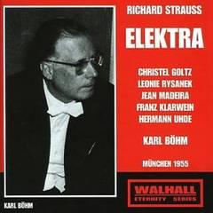 Karl Böhm - Richard Strauss: Elektra (München, 1955)