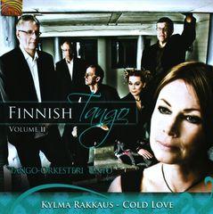 Tango Orkestreri Unto - Finnish Tango, Vol. 2