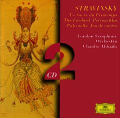 Stravinsky, I. - Stravinsky: Le Sacre du printemps/L'Oiseau de feu/Jeu de cartes/Petrouchka/Pulcinella