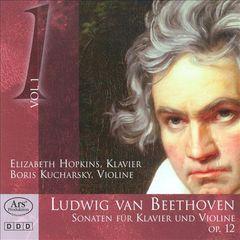 Beethoven, L. Van - Beethoven: Sonaten für Klavier und Violine, Op. 12