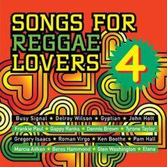 VARIOUS ARTISTS - Songs For Reggae Lovers Vol.4