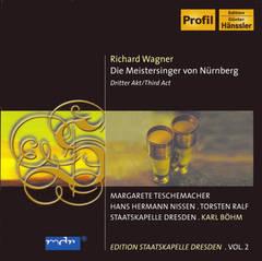 Karl Böhm - Wagner: Die Meistersinger von Nürberg, Third Act