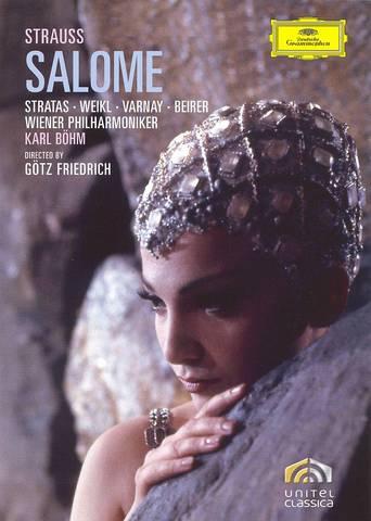 Karl Böhm - Strauss: Salome [DVD Video]