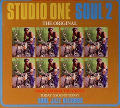 VARIOUS ARTISTS - Studio One Soul, Vol. 2