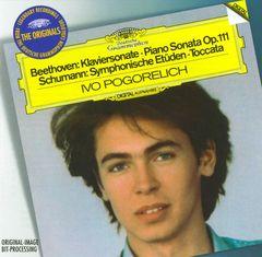 Ivo Pogorelich - Beethoven: Klaviersonate; Schumann: Symphonische Etüden; Toccata