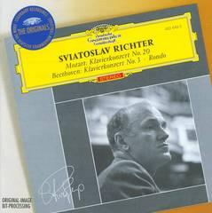 Sviatoslav Richter - Mozart: Klavierkonzert No. 20; Beethoven: Klavierkonzert No. 3; Rondo