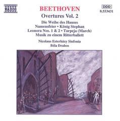 Beethoven, L. Van - Beethoven: Overtures, Vol. 2
