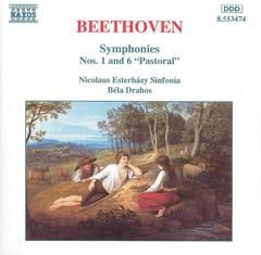 "Beethoven, L. Van - Beethoven: Symphonies Nos. 1 & 6 ""Pastoral"""
