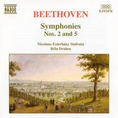 Beethoven, L. Van - Beethoven: Symphonies Nos. 2 & 5