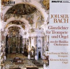 Bach, J.S. - Joh. Seb. Bach: Glanzlichter für Trompete und Orgel