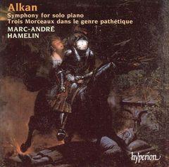 Marc-André Hamelin - Alkan: Symphony for Solo Piano