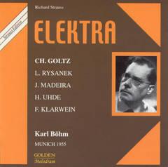 Karl Böhm - Strauss: Elektra