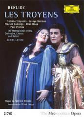 James Levine - Berlioz: Les Troyens [DVD Video]