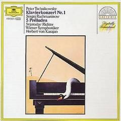 Sviatoslav Richter - Tschaikowsky: Klavierkonzert Nr. 1; Rachmaninov: 5 Preludes