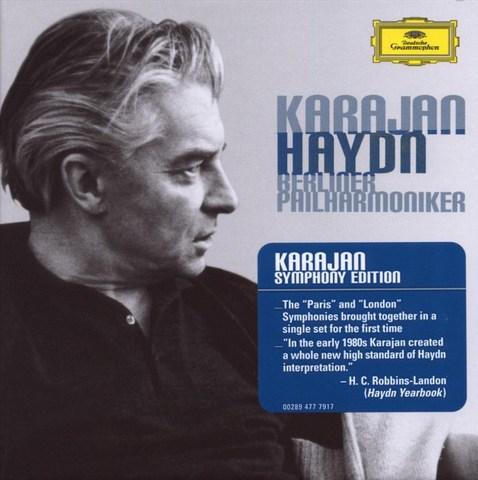 Haydn, J. - 6 Paris Symphonies/12 London Symphonies (Box)