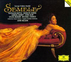 Handel, G.F. - George Frideric Handel: Semele