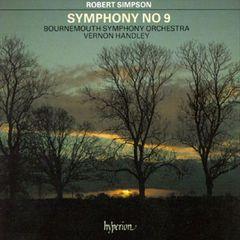 Bournemouth Symphony Orchestra - Robert Simpson: Symphony No. 9